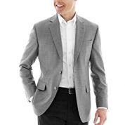 Stafford® Executive Grey Hopsack Blazer - Classic