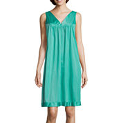 Vanity Fair Tricot Sleeveless Nightgown