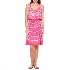 a.n.a Sleeveless Swimsuit Cover-Up Dress