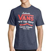 Vans® Short-Sleeve Crewneck T-Shirt