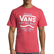Vans® Short-Sleeve Crewneck T-Shirt