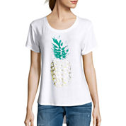 I 'Heart' Ronson® Short-Sleeve Graphic Tee
