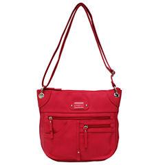 Rosetti® Crossroads Winnie Mid Crossbody Bag