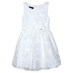 by&by girl Sleeveless Dress- Big Kid