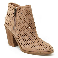Booties & Ankle Boots for Women - JCPenney