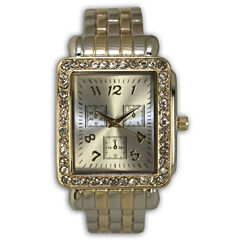 Olivia Pratt Womens Two Tone Bangle Watch-16645