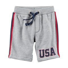 Carter's Pull-On Shorts Toddler Boys