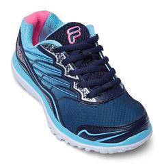 Fila® Countdown 3 Girls Running Shoes - Little Kids/Big Kids