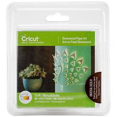 Cricut Shape Cartridge Dimensional Art