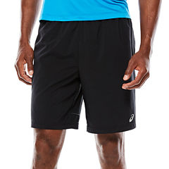 ASICS® Jikko Straight-Leg Shorts