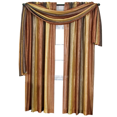 Amazing Ombre Scarf Valance