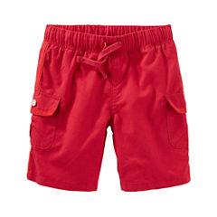 Oshkosh Pull-On Shorts Toddler Boys