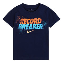 Nike Graphic T-Shirt-Preschool Boys