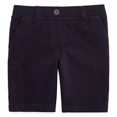 Izod Exclusive Twill Bermuda Shorts - Preschool Girls