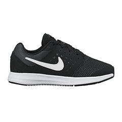 Nike Downshifter 7 Wide Boys Running Shoes - Little Kids