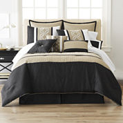 Home Expressions™ Cambria 10-pc. Comforter Set