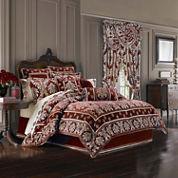 Queen Street® Distinction 4-pc. Comforter Set & Accessories