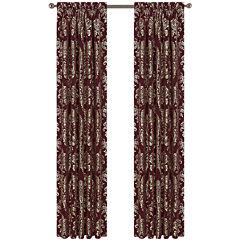 Queen Street® Distinction 2-Pack Rod-Pocket Curtain Panels