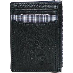Buxton® Tulsa RFID Front Pocket Getaway