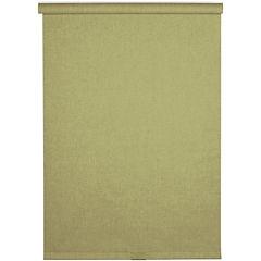 Cordless Linen-Look Fabric Roller Shade