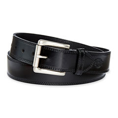 Dickies® Black Leather Belt