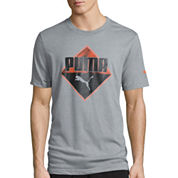 Puma® Prominent Short-Sleeve Graphic Tee