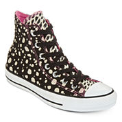 Converse® Chuck Taylor® All Star Animal Print High-Top Women's Sneakers