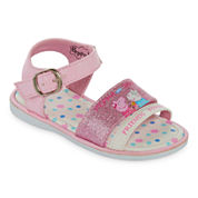 Peppa Pig Sandal Girls Strap Sandals