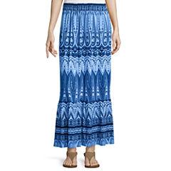 St. John's Bay® Knit Maxi Skirt - Petite