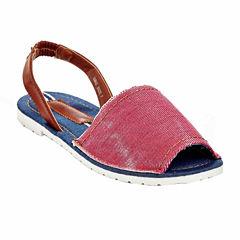 Henry Ferrera Gbg Womens Flat Sandals