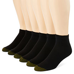 Gold Toe® 6-pk. Athletic Quarter Socks–Big & Tall
