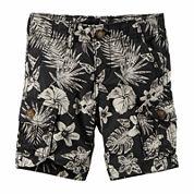 Carter's® Floral Cargo Shorts - Preschool Boys 4-7