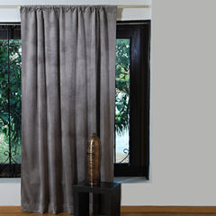 Textrade Cotton Linen Tab-Top Curtain Panel