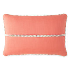JCPenney Home™ Stonebridge Braided Oblong Decorative Pillow