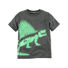 Carter's Short Sleeve T-Shirt-Toddler Boys