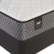Sealy Essentials™ Ivory Treasure - Mattress + Box Spring