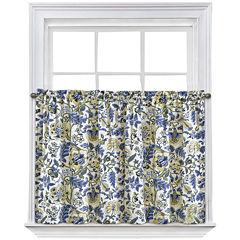 Waverly® Imperial Dress Rod-Pocket Window Tiers