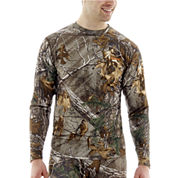 Medalist® Realtree™ Performance Stretch Thermal Crewneck Tee
