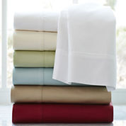 American Heritage 500tc Cotton Sateen Solid Sheet Set