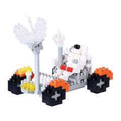 Ohio Art nanoblock® Level 3 - Lunar Vehicle: 250Pcs