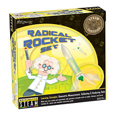 Great Explorations STEAM Learning System - Mathematics: Radical Rocket Set
