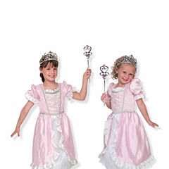 Melissa and Doug Princess Deluxe Role Play CostumeSet