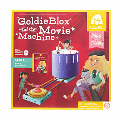 GoldieBlox GoldieBlox and the Movie Machine