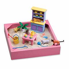 Be Good Company My Little Sandbox - Kitty Tea Party