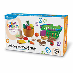 Learning Resources New Sprouts™ Deluxe Market Set