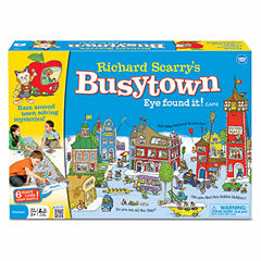 Wonder Forge Richard Scarry's Busytown Eye Found it! Game