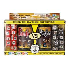 Wiggles 3D AVA Challenger Series - Set #2: Piratesvs. Ninjas Dice Game
