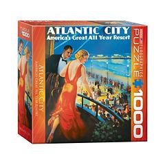 Eurographics Inc Atlantic City: 1000 Pcs