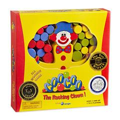 Blue Orange Games CooCoo The Rocking Clown Game