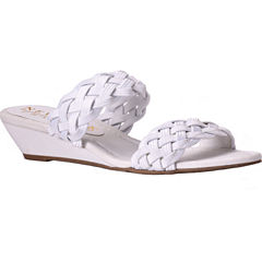New York Transit Advanced Idea Womens Slide Sandals